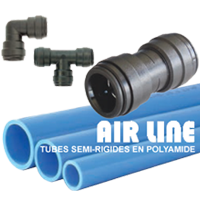 S05 | Système de tuyauterie pour l'air AIR LINE